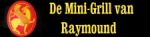 Logo De Mini Grill van Raymound II